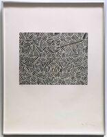 Jasper Johns, 'Corpse and Mirror (ULAE 167)', 1976
