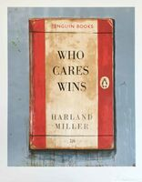 Harland Miller, 'Who Cares Wins (Small) - AP', 2014