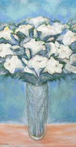 Chiang Hsun, 'White Lilies in Autumn', 2015