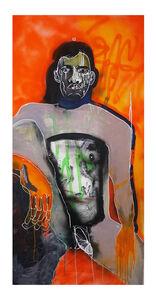 Elsoldelrac, 'Reverse Shirt', 2016