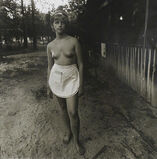 Waitress, Nudist Camp, NJ