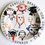 Stinco D'Agnello Brasato Con Cous Cous - Gennaro - New York City