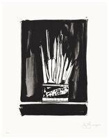 Jasper Johns, 'Savarin 2 (Wash and Line) ULAE 192', 1978