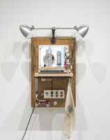 Tom Sachs, 'Moon Rock Box: Nevada ', 2008-2009