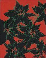 Andy Warhol, 'Poinsettia', 1982