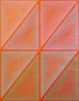 Richard Anuszkiewicz, 'Inward Eye #7', 1970