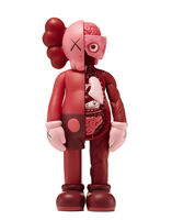 KAWS, 'COMPANION BLUSH (FLAYED) (OPEN EDITION)', 2017