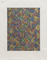 Jasper Johns, 'Cicada II', 1981