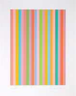 Bridget Riley, 'And About', 2011