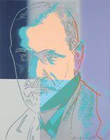 Andy Warhol, 'Sigmund Freud', 1980