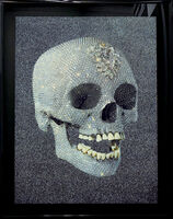 Damien Hirst, 'For the love of god, laugh', 2007