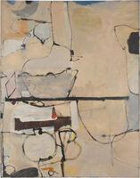 Richard Diebenkorn, 'Albuquerque #10', 1951