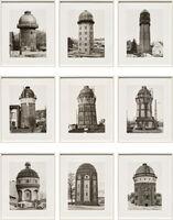 Bernd and Hilla Becher, 'Water Towers', 1988