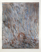 Pat Steir, 'Waterfall 15', 1988