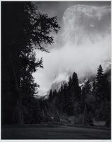 Ansel Adams, 'El Capitan, Winter Sunrise, Yosemite National Park', 1968
