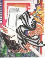 Frank Stella, 'Moby Dick', 1985-1989