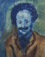 Pablo Picasso, ''Le peintre Sebastian Juner Vidal'', 1963