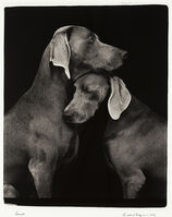 William Wegman, 'Friends', 2009