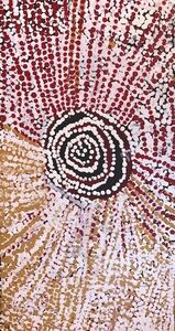 Bill Whiskey Tjapaltjarri, 'Rockholes Near the Olgas (cat: NABWT_RNO10-07001PAG)', 2007
