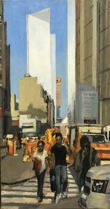 George Nick, 'Penn Station NYC 8 Aug', 2019