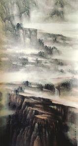 Poon Chun Wah, 'Talking to Beautiful Landscape 山光共語', 2007