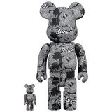 KEITH HARING Mickey Mouse 400% + 100%