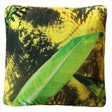 Leaf Pillow (Untitled 2014)