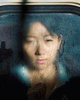 Michael Wolf (b. 1954), 'Tokyo Compression #18', 2010
