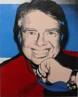 Andy Warhol, 'Jimmy Carter 11 (FS 11.151) ', 1976