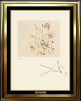 Salvador Dalí, 'Salvador Dali Original Etching Faust Phiole Authentic Surreal Artwork SIGNED SBO', 1950-1969