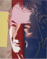 Andy Warhol, 'Golda Meir, from Ten Portraits of Jews of the Twentieth Century', 1980