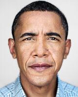 Martin Schoeller, 'Barack Obama', 2008