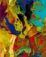 Gerhard Richter, 'Bagdad (Flow P9)', 2014