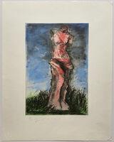 Jim Dine, 'Albertina Venus', 1989