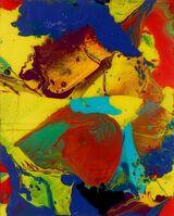 Gerhard Richter, 'Bagdad (Flow P10)', 2014