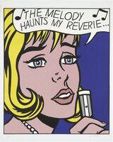 Roy Lichtenstein, 'Reverie from 11 Pop Artists, Volume II', 1965