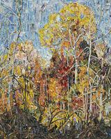 Vik Muniz, 'Autumn: Orillia, after Frank Carmichael (Pictures of Magazines 2)', 2012