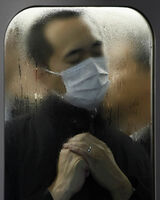 Michael Wolf (b. 1954), 'Tokyo Compression #75', 2010