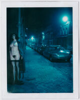 Helmut Newton, 'Playing with Doll, Paris (Feeling Naked Blue)', 1980