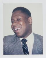 Andy Warhol, 'Andy Warhol, Polaroid Photograph of Andre Leon Talley, 1984', 1984