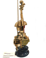 "Arman, '""Violon Spirale - Cubist Violon N°3"" by Arman', 2001"