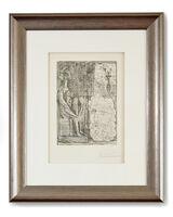 Pablo Picasso, 'Sculptures et Vase de Fleurs (from La Suite Vollard)', 1933