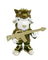 Ron English, ''Falla Sheep: Save the Wolves' w/Pearl Jam', 2013