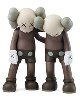 KAWS, 'KAWS Along The Way (KAWS brown companion)', 2019