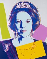 Andy Warhol, 'Queen Beatrix', 1985