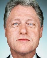 Martin Schoeller, 'Bill Clinton', 2000