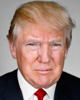 Martin Schoeller, 'Donald Trump', 2014