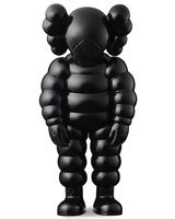 KAWS, 'What Party - Chum (Black)', 2020