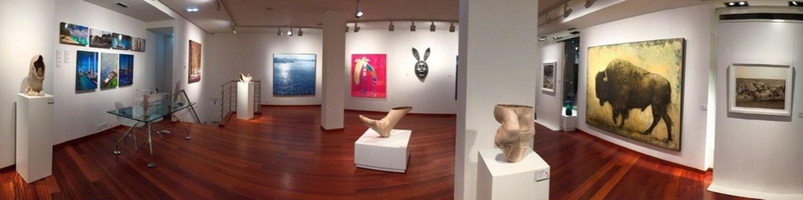 Contemporary Figuration, installation view