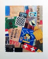 Peter Blake, 'THE VERY BEST', 2005